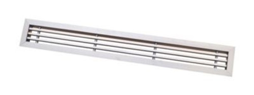 NilAIR grille (Int. 500x50/Ext. 530x75 mm)