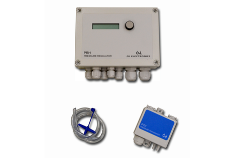 Solution with 2 pressure transmitters
