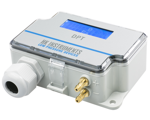 DPT-IO-MOD-2500-D / Differential Pressure Transmitter