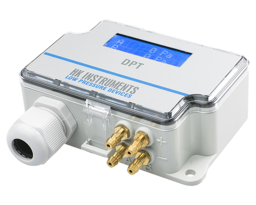 DPT-Dual-MOD-2500-D / Differential Pressure Transmitter