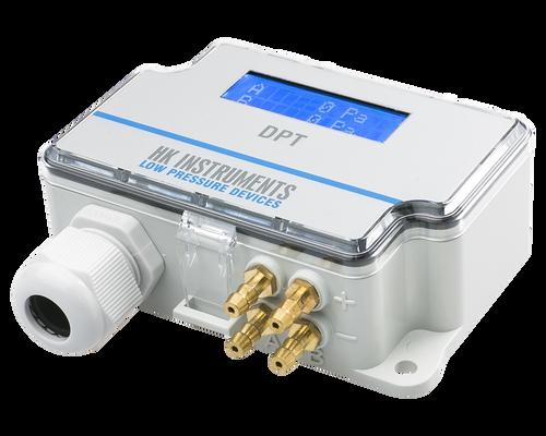 DPT-Dual-MOD-AHU-D / Differential Pressure Transmitter