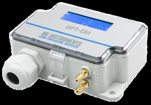 DPT-Ctrl-2SP-2500-D / Differential Pressure Transmitter