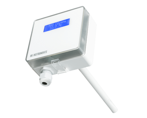 CDT2000-1R-rH-D / Carbon dioxide transmitter