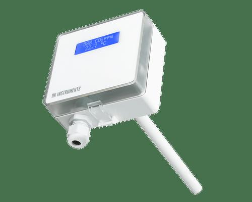 CDT-MOD-2000-1R-rH-D / Carbon dioxide transmitter modbus