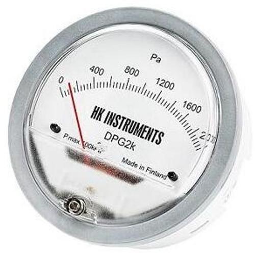 DPG400 / Differential pressure gauge