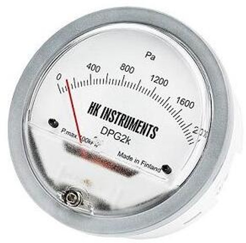 DPG800 / Differential pressure gauge