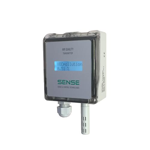 Air Quality (VOC) Transmitters SAQ.WFF.M / wall / 0-10V/4-20mA