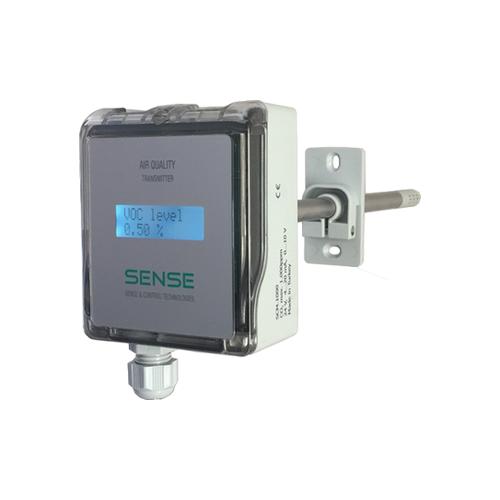Air Quality (VOC) Transmitters SAQ.DFF.M / duct / 0-10V/4-20mA