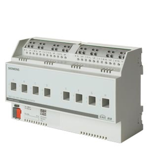 Switching actuator 8 x AC 230 V, 10 AX, C-Load - N 532D51