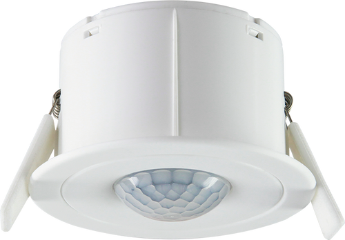 KNX MOTION BRIGHTNESS SENSOR (FLUSH MOUNT)