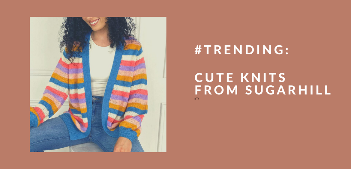 Make A Statement In These Cute Knits