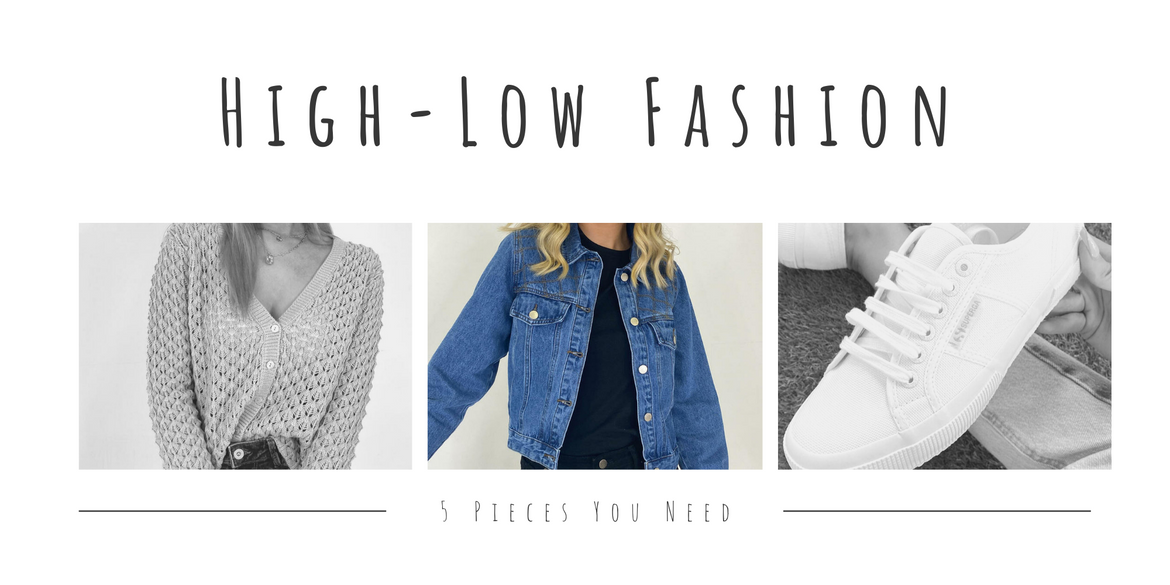 The Pieces You Need For The High-Low Fashion Trend