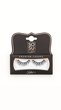 SoSubySJ False Lashes in Katie