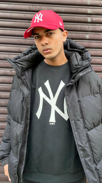 Get That Trend New York Yankees Red 9Forty Cap