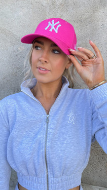 Get That Trend New York Yankees Pink 9Forty Cap