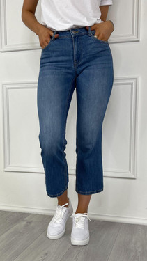 Get That Trend Only Kenya Sweet Flared Mid Waist Jeans