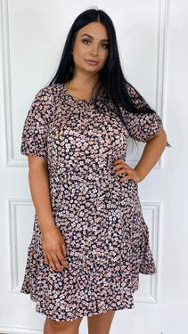 Get That Trend Only Carmakoma Floral Print Dress
