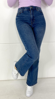 Get That Trend Urban Bliss Straight Flare Jean