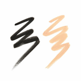 Sculpted Brighten and Smoke Eyeliner Duo by Tara