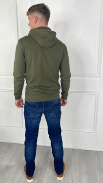 Get That Trend Only and Sons Olive Night Hoodie
