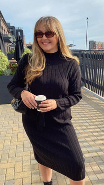 Get That Trend Only Carmakoma Black Knit Dress