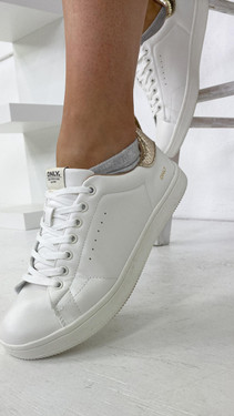 Only White Trainers