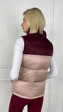 Get That Trend Columbia Womenss Bulo Point Down Vest In Plum