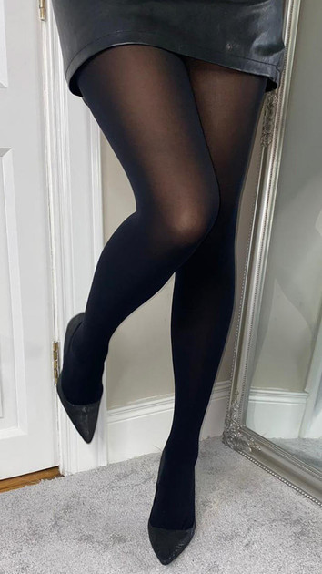 Get That Trend Chloe Tum, Bum and Thigh Opaque Shaper Tights