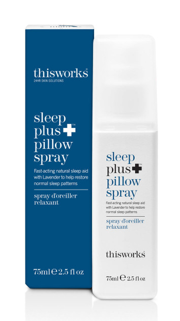 Get That Trend This Works Sleep Plus Pillow Spray