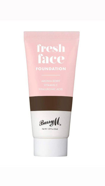 Get That Trend Barry M Fresh Face Liquid Foundation In Shade 20