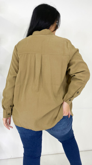 Get That Trend Only Carmakoma Elmwood Oversized Shirt
