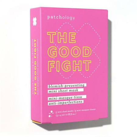 Patchology The Good Fight Blemish Preventing Mini Sheet Mask