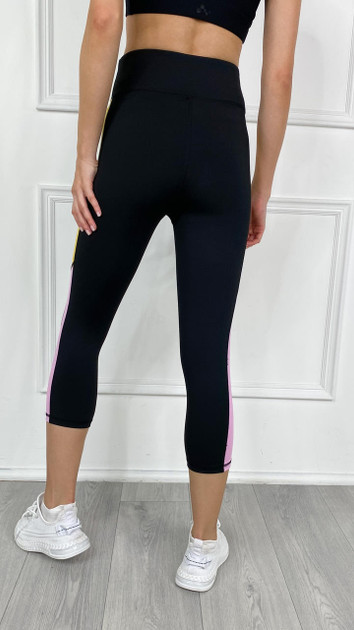 Get That Trend ONLYPLAY Black High Waisted 3/4 Leggings