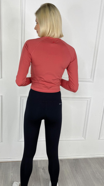 Get That Trend ONLYPLAY Blush Long Sleeve Training Top