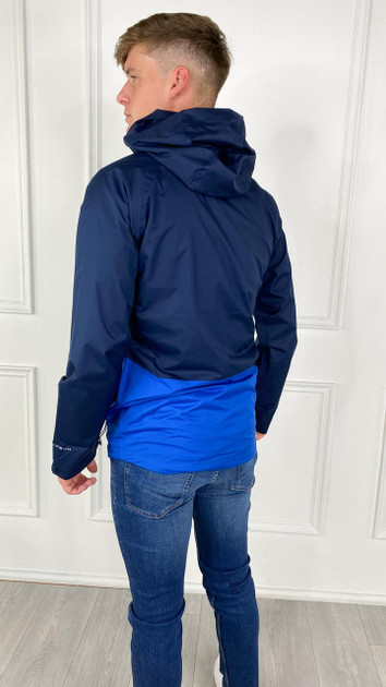 Get That Trend Columbia Mens Rain Scape Jacket In Navy