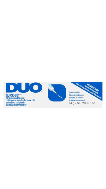 Duo Quickset Striplash Adhesive