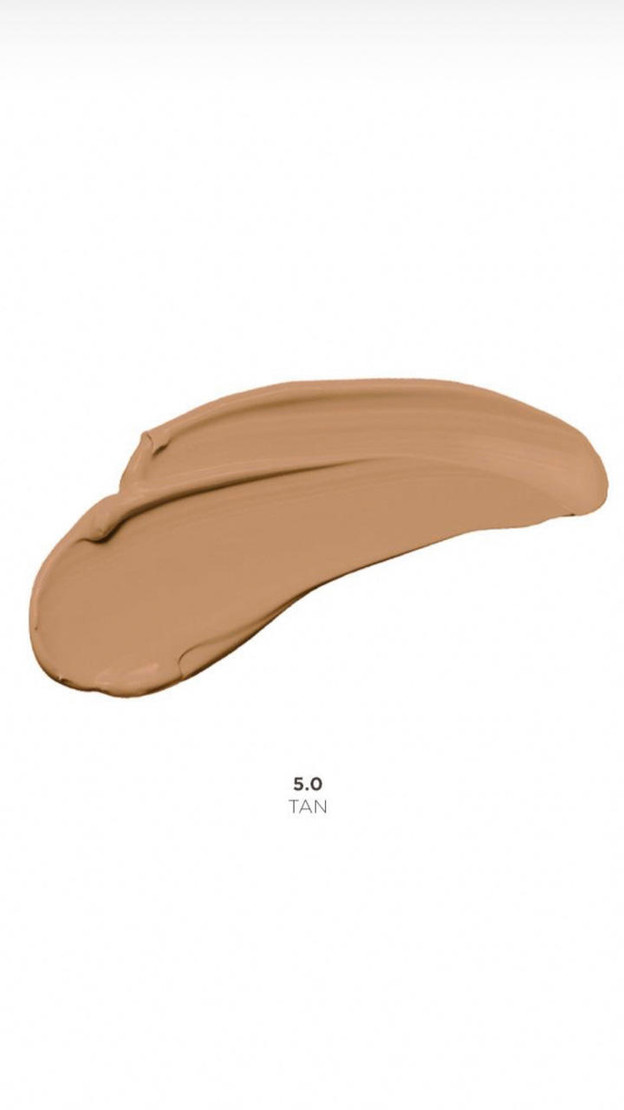 Sculpted Complete Cover Up Concealer in Tan 5.0