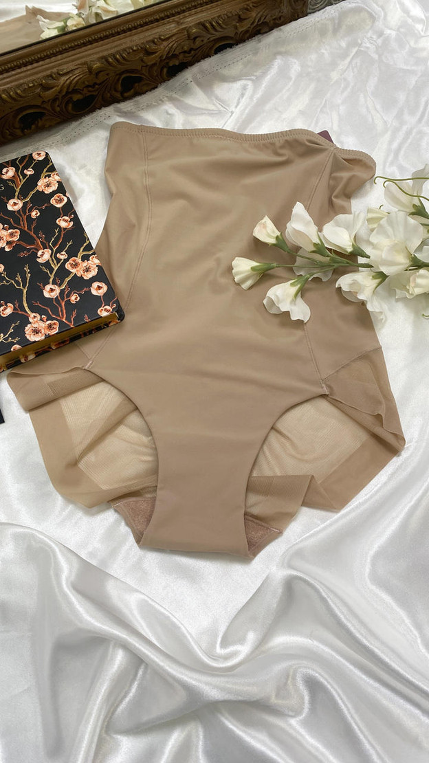 Get That Trend Ysabel Mora Nude High Waisted Shaping Panty