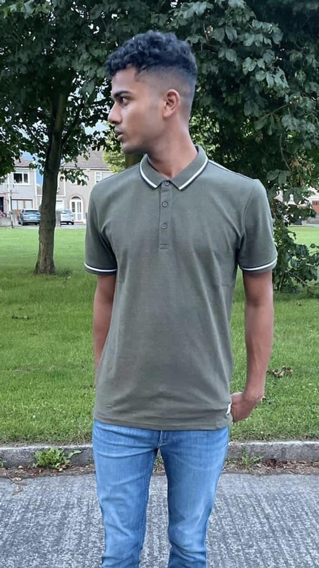 Get That Trend Only and Sons Forest Night Polo Shirt