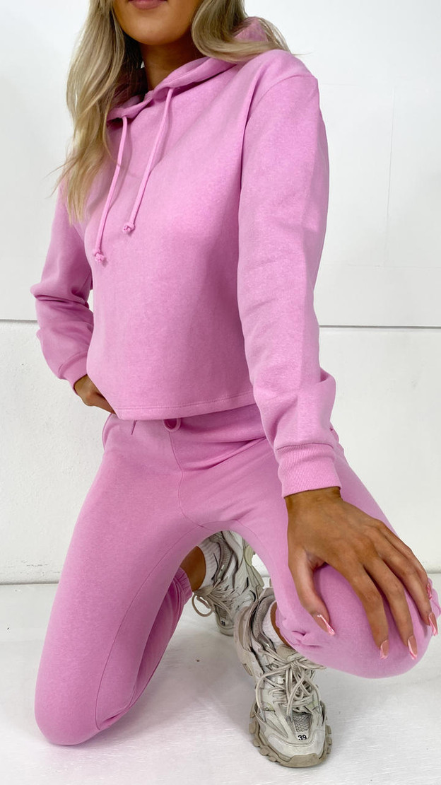 Get That Trend Pieces Pink Joggers