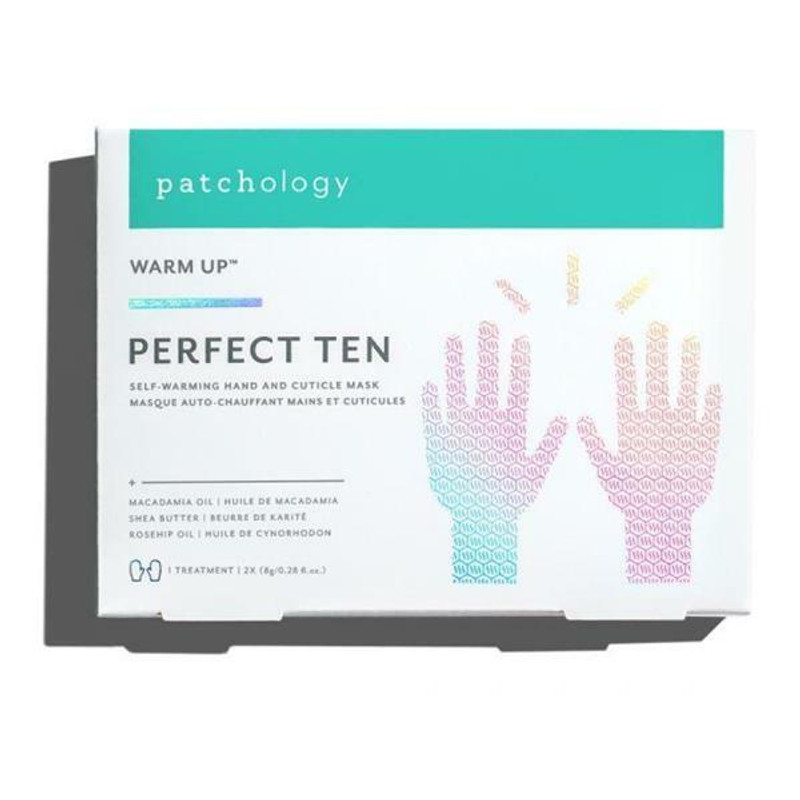 Patchology Perfect Ten Hand Warming Mask