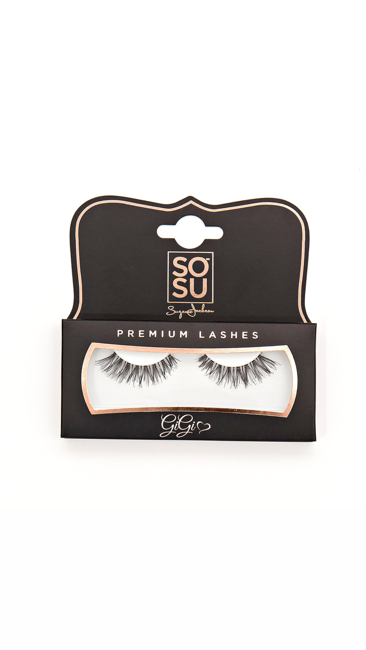 SoSubySJ False Lashes in Gigi