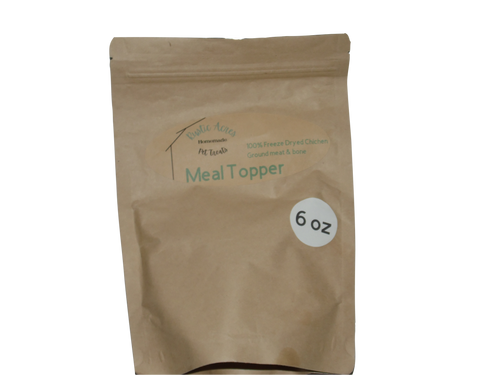 Meal Topper