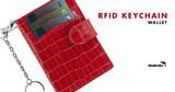 RFID Keychain Wallet