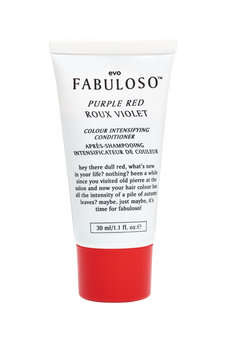 evo Fabuloso Mahogany Colour Intensifying Conditioner 30ml