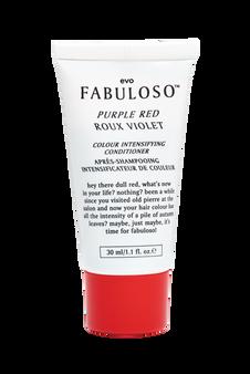 evo Fabuloso Purple Red Colour Intensifying Conditioner 30mL