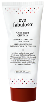 Fabuloso Chestnut is ideal for dull, dry, colour-treated medium brown to light brown hair to achieve a chestnut/ warm brown tone.