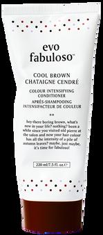 evo Fabuloso Cool Brown Colour Boosting Treatment 220ml