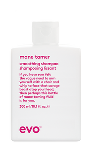 evo Mane Tamer Smoothing Shampoo 300ml~