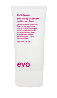 evo Lockdown Leave in Smoothing Treatment 150ml ~